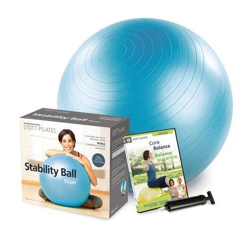 pelotas de ejercicio,stott pilates stability ball plus p..