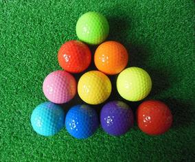 Resultado de imagen para pelotas de golf de colores