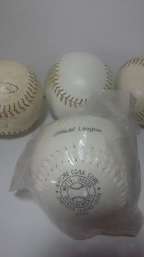 pelotas de softball