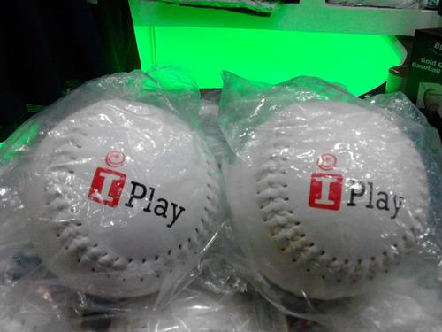 pelotas de softball iplay (importadas) softbol mega oferta