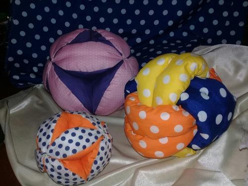 pelotas de tela