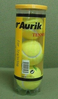 pelotas de tenis marca aurik