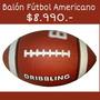 Balón Fútbol Americano Dribbling