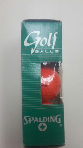 pelotas golf spalding police