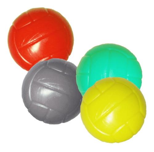 pelotas metegol x1 unidad gajos alta densidad plastico