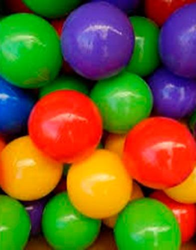 pelotas para pelotero x100 atoxicas no se aplastan babymovil