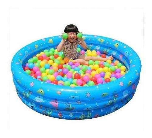 pelotas para piscina, didáctico a domicilio