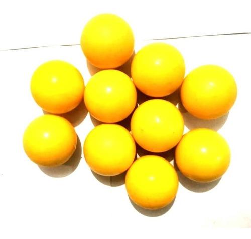 pelotas pelotitas de metegol lisas