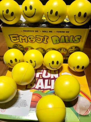 pelotas pelotitas emoji anti stress c/u
