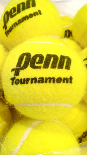 pelotas penn tournament sueltas granel promocion