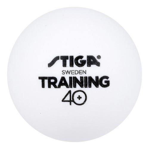 pelotas ping pong tenis de mesa stiga training 40+