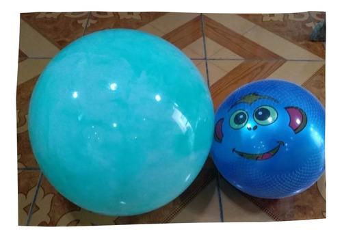 pelotas por mayor y menor, 38cm