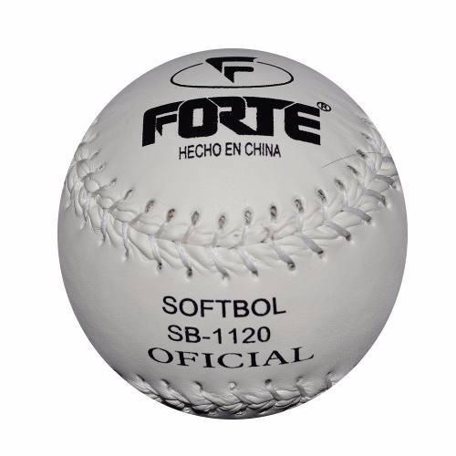 pelotas softball marca forte