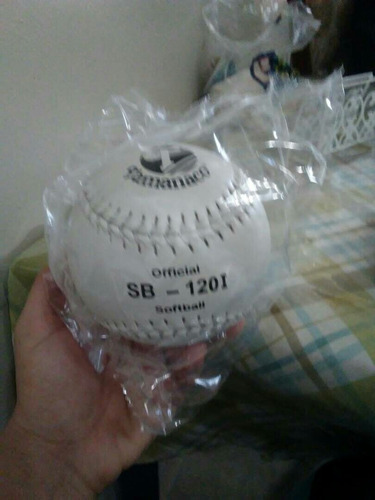 pelotas softball tamanaco sb-120i cork center bolsa chillona