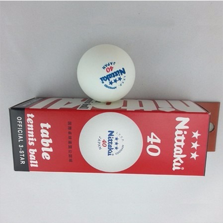 pelotas tenis de mesa nittaku