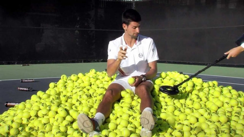 pelotas tenis padel