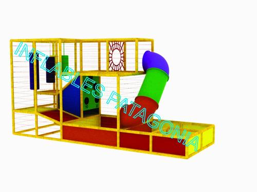 pelotero laberinto estructural