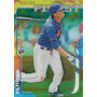 Bv Wilmer Flores Rc Refractor Numerada Topps Finest 2014