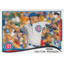 Bv Hector Rondon Rc Chicago Cubs Topps Update 2014 #us-144