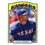 Cl27 2013 Topps Archives #37 Elvis Andrus Texas Rangers