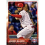 Bv Andres Eloy Blanco Phillies Topps Update 2015 #us205
