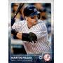 Bv Martin Prado New York Yankees Topps 2015 #302