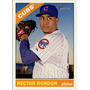 Bv Hector Rondon Chicago Cubs Topps Heritage 2015 #274