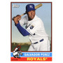 Cl27 2015 Topps Archives #113 Salvador Perez Royals