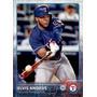 Bv Elvis Andrus Texas Rangers Topps 2015 #281