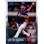 Bv Hector Rondon Chicago Cubs Topps 2015 #412