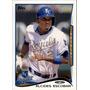 Bv Alcides Escobar Kansas City Royals Topps 2014 #514