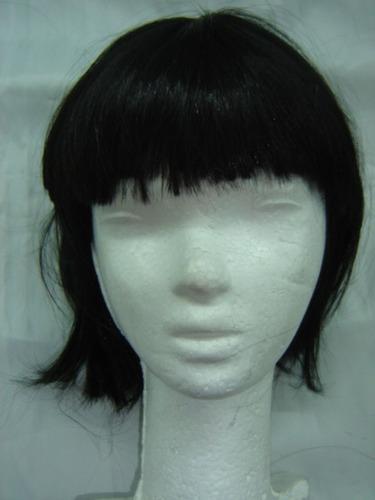peluca carre cotillon luminoso combos fluo rompecocos y mas