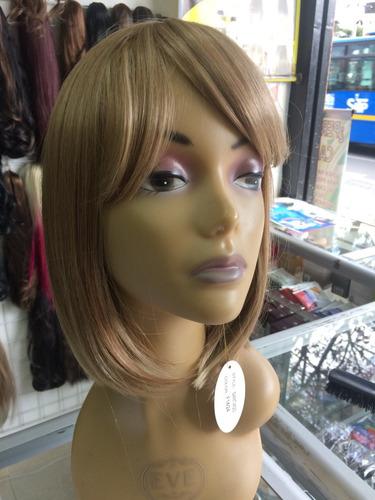 peluca ideal quimioterapia  planchable  bogotá extensiones
