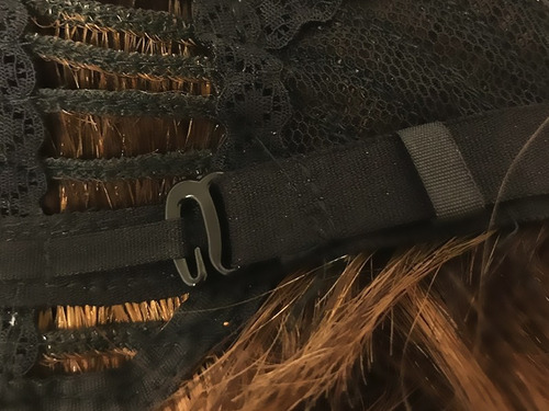 peluca natural bijoux daniela 1822 cabello mechado claritos