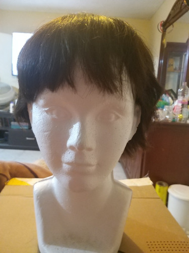 peluca oncológica cabello natural