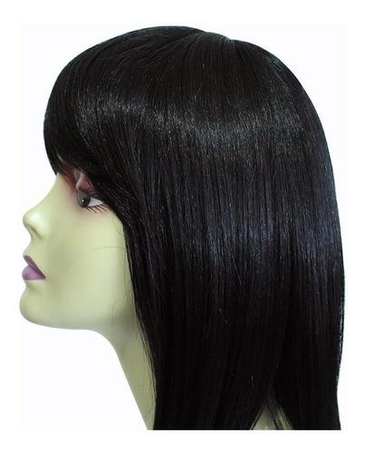 peluca oncologica con fibra  natural emily 2