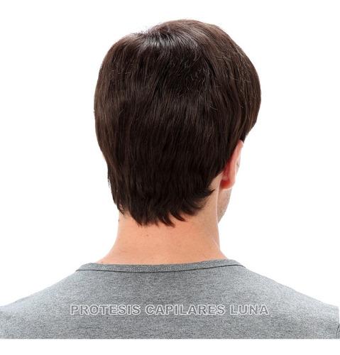 peluca para hombres - lima peru
