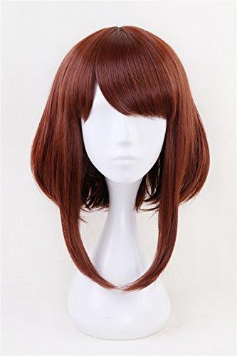 pelucas anime cosplay peluca corta de la