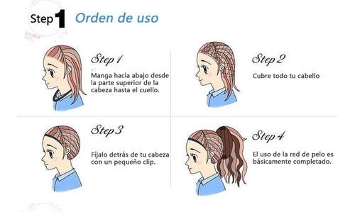 pelucas dama fibra naturales larga cabello humano gris