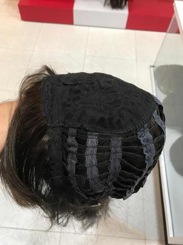 pelucas en cabello  natural