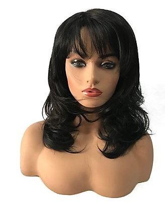 pelucas pemium opacas termo interior suave varios tonos
