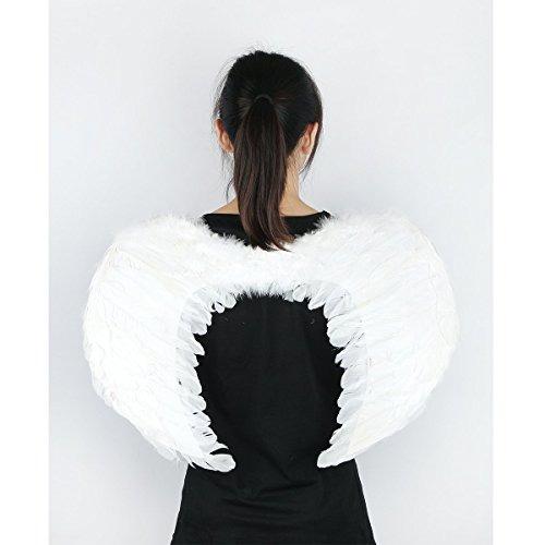 pelucas,traje carol sukragraha la pluma del ángel alas d..