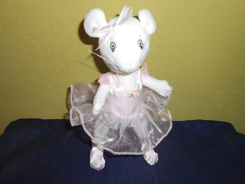 peluche angelina ballerina 23 cms