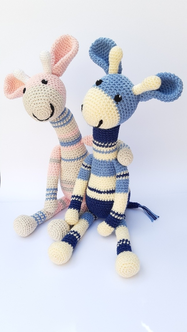 Crochet Giraffe PATTERN Amigurumi giraffe pattern pdf tutorial - DOLORES  the Giraffe | Jirafa amigurumi, Jirafas, Amigurumi | 1152x648