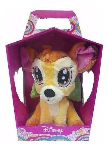 peluche bambi glamour de disney 25 cm wabro - giro didáctico