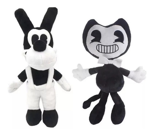 peluche bendy and the ink machine 30 cm