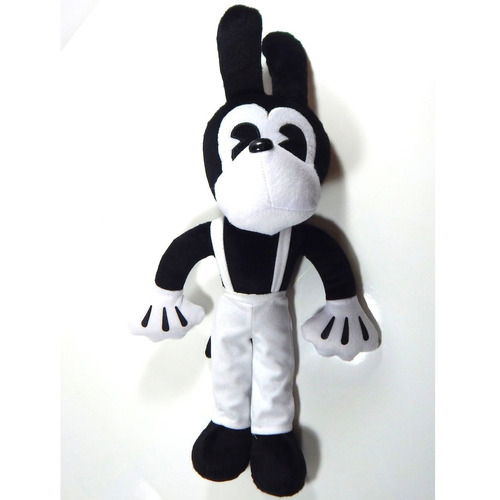 peluche boris el lobo wolf bendy and the ink machine 49cm