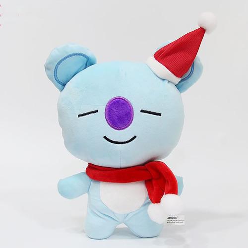 peluche bts kpop personajes navideños bt21 korea corea