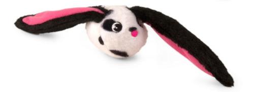 peluche bunnies para colgar coleccionables wab educando