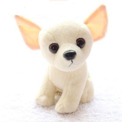 Peluche Animales De Juguete Plzuitokwx Perro Cachorro Chihuahua K3TlJ1Fc